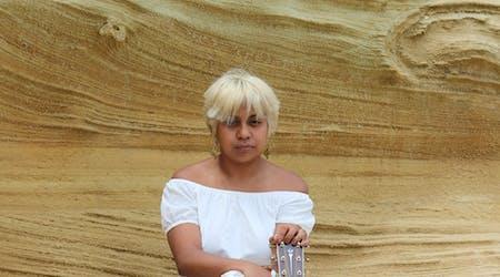 Emily Wurramara + Tasman Keith